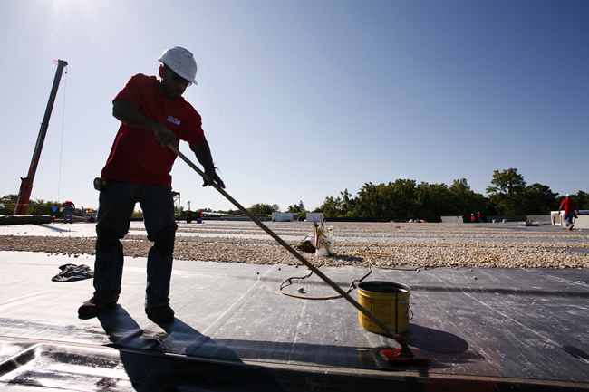 New Iberia Commercial Roofing Services